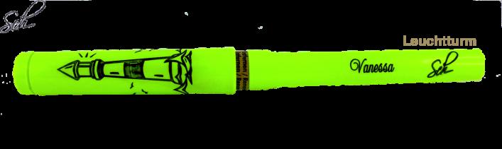 Safari- Der tätowierte Füller