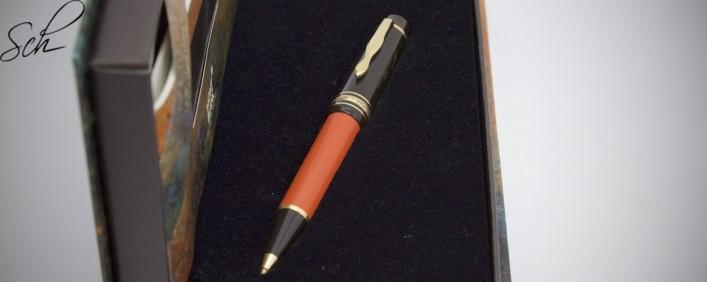 Hemingway Kugelschreiber Writers Edition von 1992