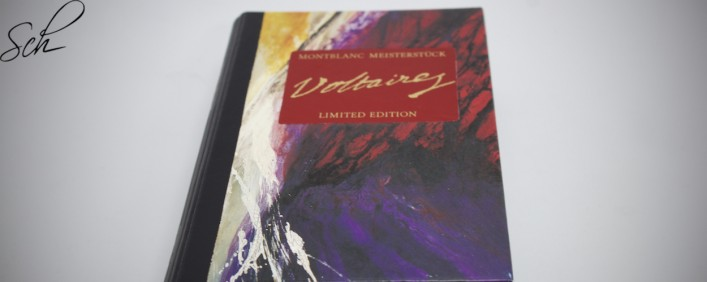 Voltaire Füllfederhalter Writers Edition von 1995