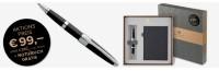 Apogee Tintenroller Set mit Notizbuch