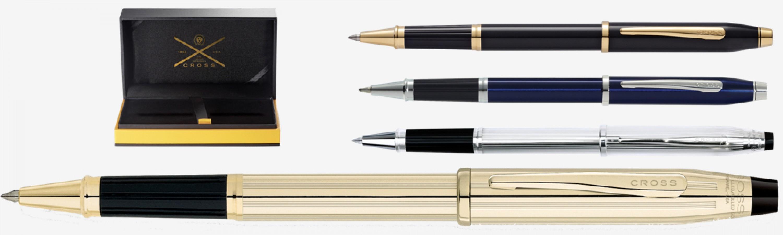 Century II Edelmetalle Gold und Silber Tintenroller