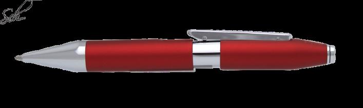 X Tintenroller ohne Kappe