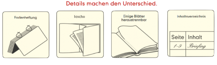 NOTIZBUCH MEDIUM (A5), HARDCOVER,