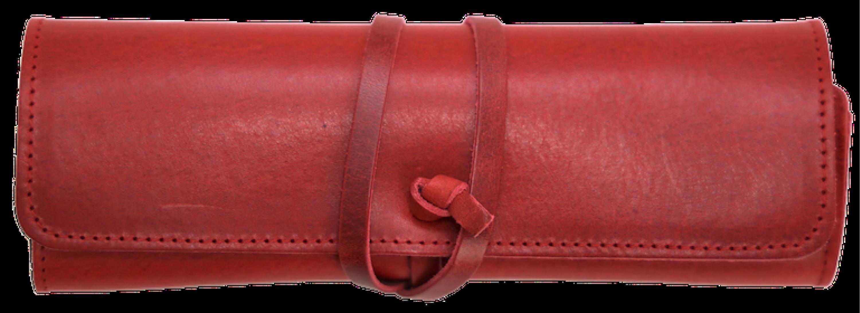 Stiftrolle  Allgäu Etui aus Leder
