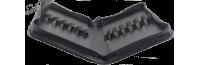 Mäppchen Etui Leder für 13 Schreibgeräte