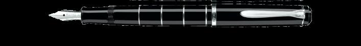 Classic M200 Kolbenfüllhalter in  verschiedenen Varianten mit Gravur