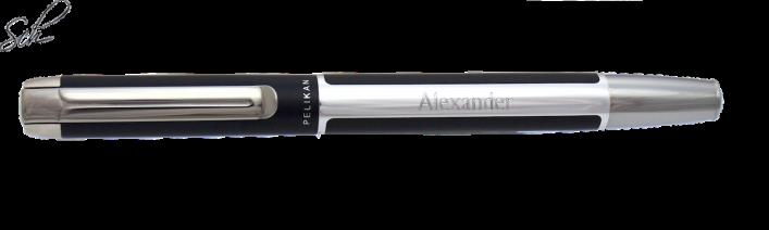 Pura Füller mit Gravur
