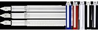 Adámas Füllhalter aus Sterling Silber in 6 Varianten