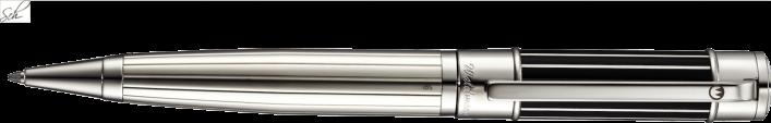 COMMANDER Kugelschreiber aus Sterling Silber 925
