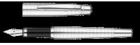 CONCORDE Füllhalter in 925er Silber