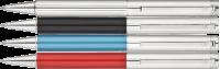 COSMO Kugelschreiber 4 Varianten in 925er Silber