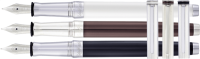 EDELFEDER Füller 3 Varianten in 925er Silber