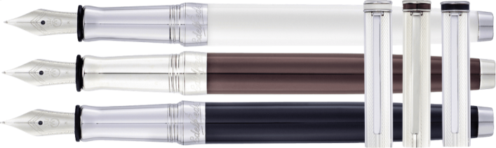 EDELFEDER Füller mit Gravur in 925er Silber