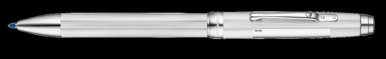 ÈPOQUE 2-Farb-Kugelschreiber in 925er Silber Sonderedition
