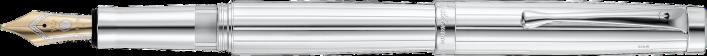 MANAGER Füller mit Gravur in 925er Silber