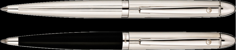 POCKET Kugelschreiber in 925er Silber