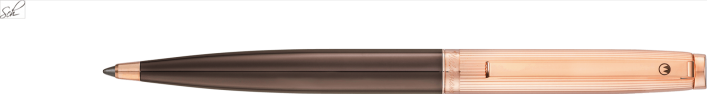 TUSCANY Kugelschreiber in 3 Varianten 925er Silber