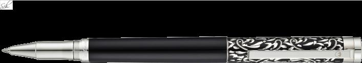 XETRA VIENNA Tintenroller aus Silber in 2 Varianten