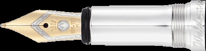 XETRA VIENNA Füllhalter aus Sterling Silber 2 Varianten