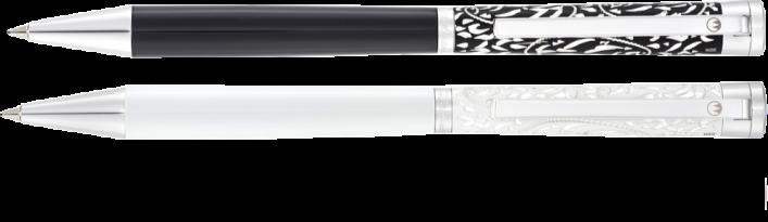 XETRA VIENNA Drehbleistift aus Silber 2 Varianten