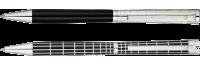 XETRA Kugelschreiber 2 Varianten in 925er Silber