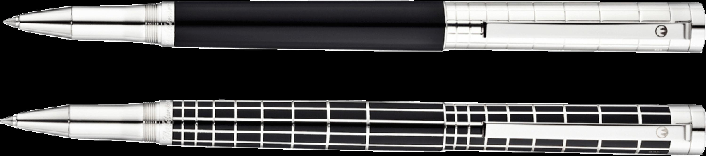 XETRA Tintenroller 2 Varianten in 925er Silber