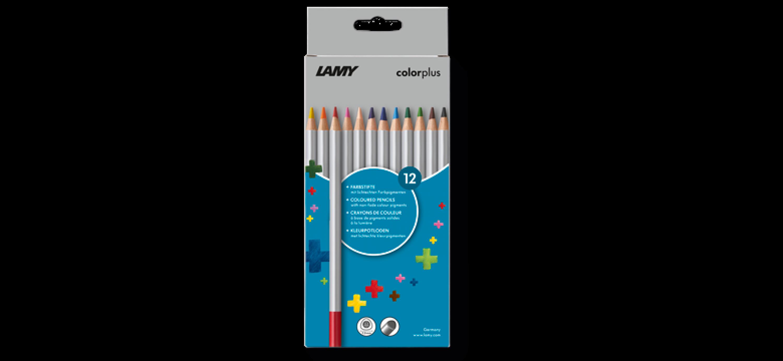 colorplus Farbstifte Bundstifte 12St