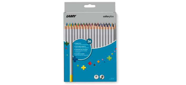 colorplus Farbstifte Bundstifte 36St