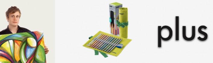 plus Farbstifte Buntstifte für jedes Alter ab Einschulung