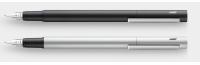 Pur Füller schwarz oder silber
