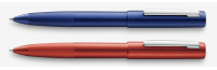 aion rot und blau Tintenroller mit Gravur
