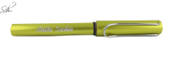 AL-star charged green Füllhalter Special Edition 2016 mit Gravur