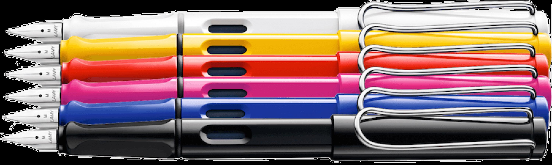 safari Füller in vielen frechen Farben ohne Gravur