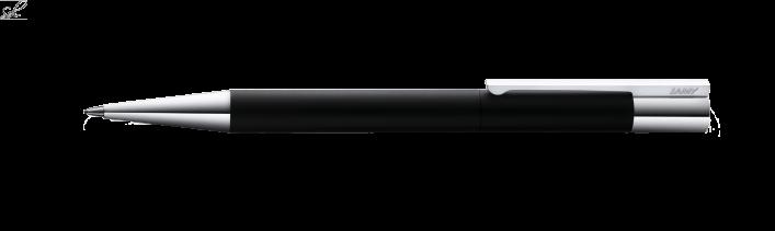scala Drehbleistift black und brushed