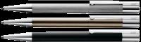 scala Kugelschreiber black, brushed und Lack