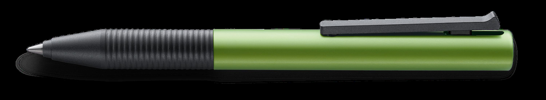 tipo Emerald Tintenroller mit Gravur Sonderfarbe 2019