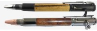 Kugelschreiber Jäger (Hunter) Handarbeit aus Thüringen