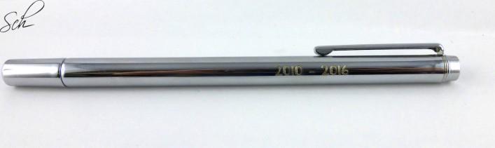 Teleskop-Kugelschreiber