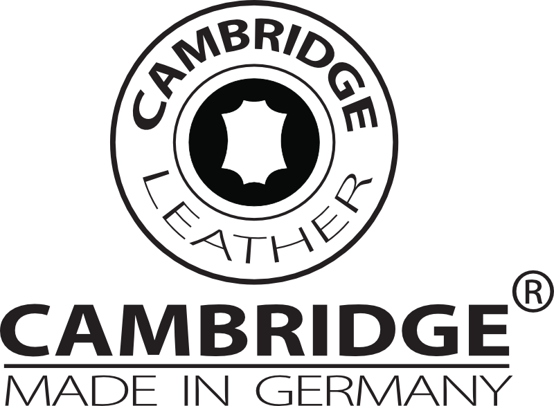 CAMBRIDGE / PA-Leder Logo